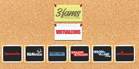 VirtualCons Celebrates Their Official Global Launch tickets