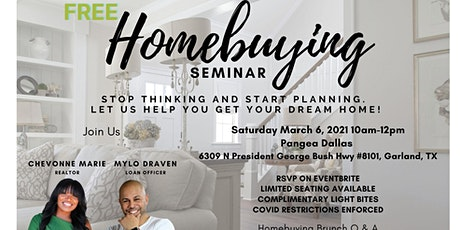 FREE Homebuying Seminar tickets