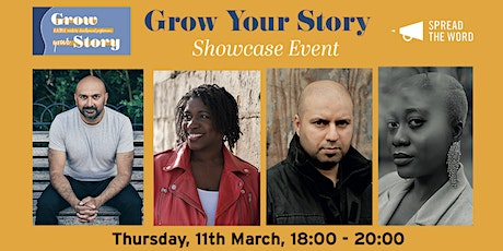 THRIVE Hachette's Grow Your Story - Showcase Event 2021 tickets