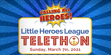 Calling All Heroes Telethon! tickets