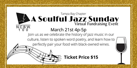 A Soulful Jazz Sunday Fundraising Event tickets