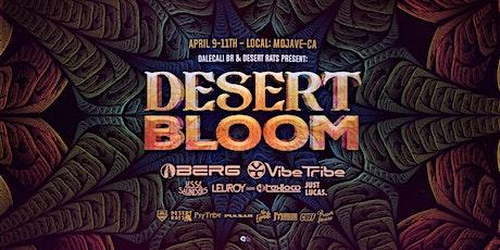 Desert Bloom tickets