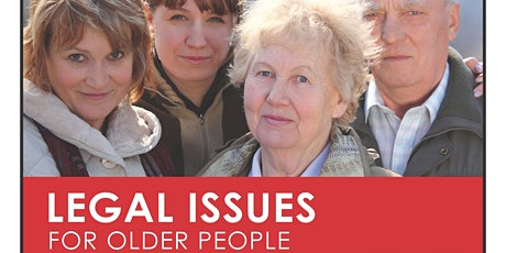 Legal Issues for Older People tickets