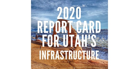 ASCE SUB Webinar - Utah Infrastructure Report Card tickets