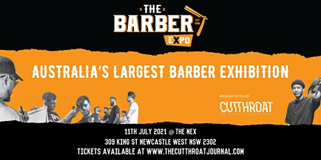 The Barber Expo @ The Nex tickets