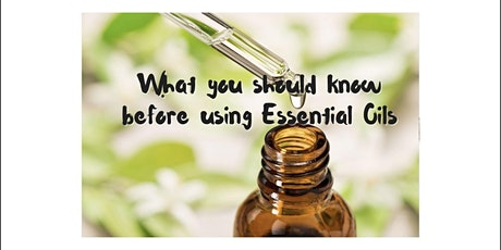 What you should know before using essential   oils tickets