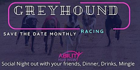 Friday Night Social - Greyhound Races tickets
