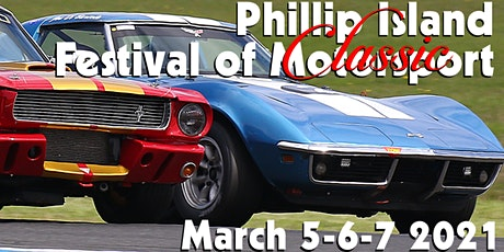 Phillip Island Classic Festival  of Motrosport Spectators tickets