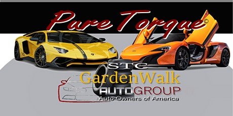Gardenwalk PureTorque© Auto Show tickets