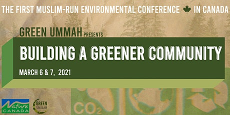Building a Greener Community Conference tickets