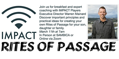 March 11th IMPACT Breakfast Gathering tickets