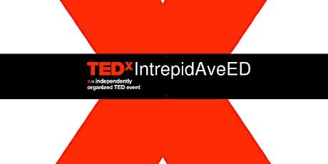TEDxIntrepidAveED tickets