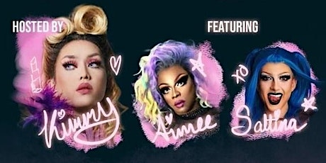 Saturday Night Drag: Kimmy Couture feat. Aimee Yonce & Saltina - 6:30pm tickets