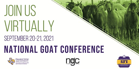 4TH NATIONAL GOAT CONFERENCE tickets