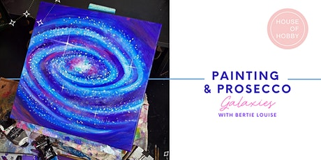 Painting & Prosecco - Galaxies tickets