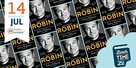 Lunchtime Lit 'Robin by Dave Itzkoff' tickets