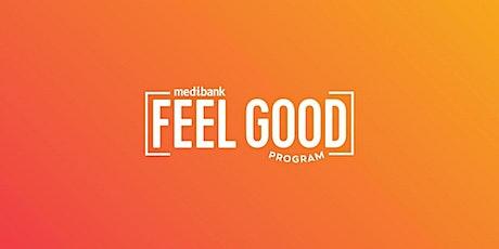Medibank Feel Good Program - Free Pilates Class tickets