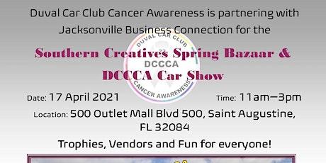 Southern Creatives Spring Bazaar & DCCCA23 Car Show tickets