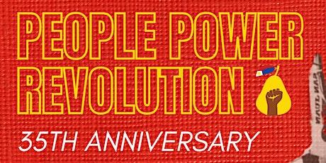 People Power Revolution: 35th Anniversary tickets