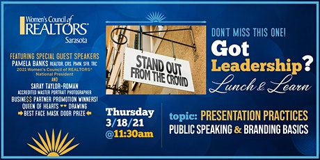 Got Leadership?  Presentation Practices Lunch & Learn tickets
