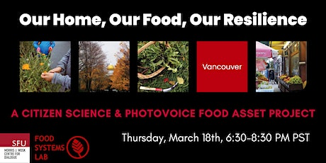 Our Home, Our Food, Our Resilience tickets
