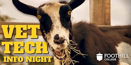 Veterinary Technology Information Night tickets