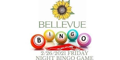 2/26/2021 Bingo Game tickets