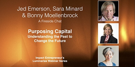 Purposing Capital: Understanding the Past to Change the Future tickets