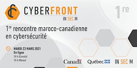 1re rencontre maroco-canadienne en cybersécurité billets