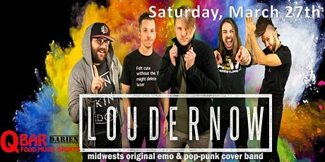LOUDER NOW - Midwest's original emo & pop-punk cover band tickets