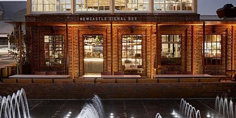Chef's Table Experience - Signal Box (1st Seating) tickets