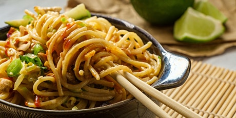 Homemade FREE Cooking Class: Peanut Noodles tickets