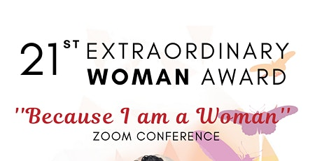 Extraordinary Woman Award ingressos