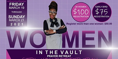 """GIRL YOU BETTER PRAY!"" WITV Prayer Retreat tickets"