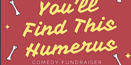 Brooklyn Free Clinic Comedy Fundraiser! tickets