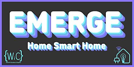 Emerge 2021: Home Smart Home tickets