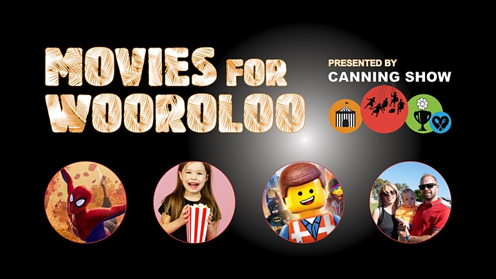 Movies For Wooroloo - A Fundraising event presented by Canning Show image