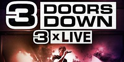 Virtual: 3 Doors Down: 3 X LIVE
