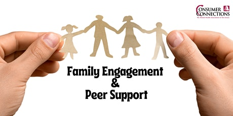 Family Engagement and Peer Support tickets