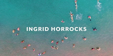 Book Launch: Where We Swim by Ingrid Horrocks tickets