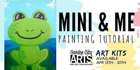 Mini & Me - Tutorial & Art Kits (April) tickets