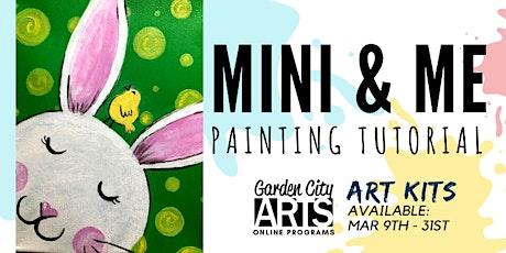 Mini & Me - Tutorial & Art Kits (March) tickets