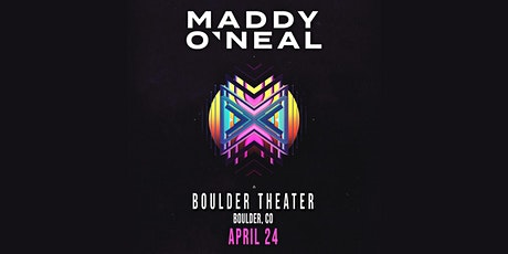 AN EVENING WITH MADDY O'NEAL tickets