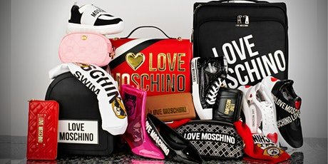 Moschino Pop-Up Warehouse Sale tickets