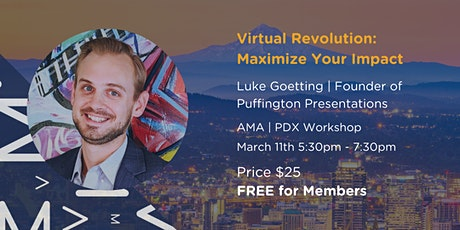 Virtual Revolution | Maximize Your Impact tickets