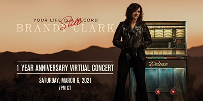 """Virtual: Brandy Clark's """"Your Life is Still A Record"""" Virtual Concert"""