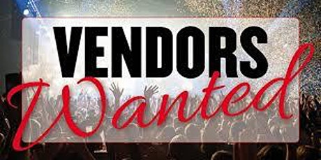 Vendor Opportunity! tickets