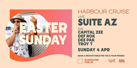 Glass Island pres. Soul Harbour PRES Suite AZ - EASTER SUNDAY - 4th April tickets
