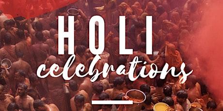 Holi- colour festival tickets
