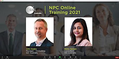 National Product Catalogue - Publisher Basic Training - Online tickets